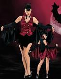 Just Bitten Vampire Costume