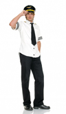 Airliner Captain Costume