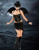 Raven Beauty Costume