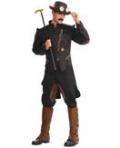 Steampunk Gentleman Jacket & Pants
