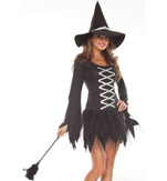 Sweetheart Scary Witch Costume
