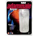 Adam Male Toys Coax TPR Stroker