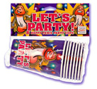 Let's Party Happy Penis Partyware Cups 8