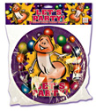Let's Party™! Happy Penis Partyware™ Plates - Dinner Size (8)