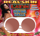 Real Skin  Latin Ben-Wa Balls
