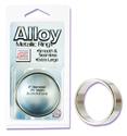 Alloy Metallic Cock Ring XL