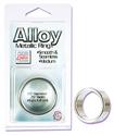 Alloy Metallic Ring Medium Size