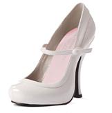 Mary Jane 4 Inch Heel Shoe