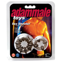 Adammale Sex Shooter Cock Rings