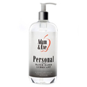 Adam and Eve Personal Water Based Lube 16 Oz
