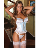 Alabama Corset And G-String