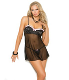 Peytons Babydoll With Ubderwire Demi Cup