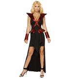 Dragon Slayer Female Warrior Costume