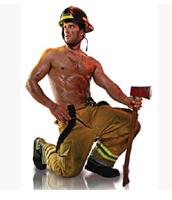 Fireman Male Sex Doll