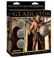 Gladiator Love Sex Doll